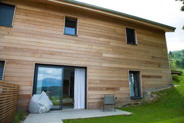 la peinture extérieure bois