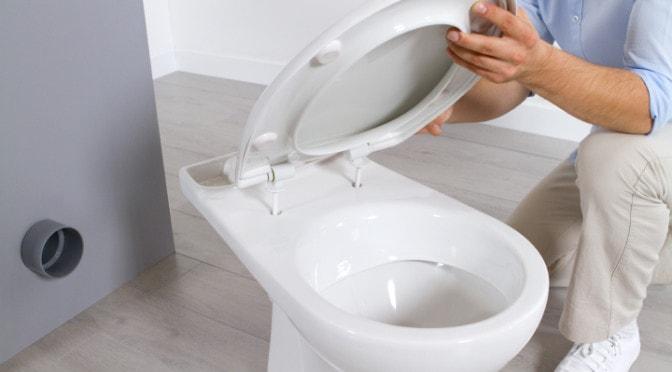 WC sanibroyeur qui fait du bruit : que faire ?