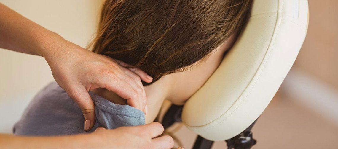 Le massage en entreprise pour se ressourcer